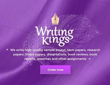 WRITING KINGS