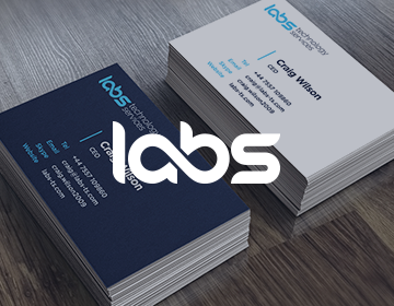 LABSTS BUSINESS CARD